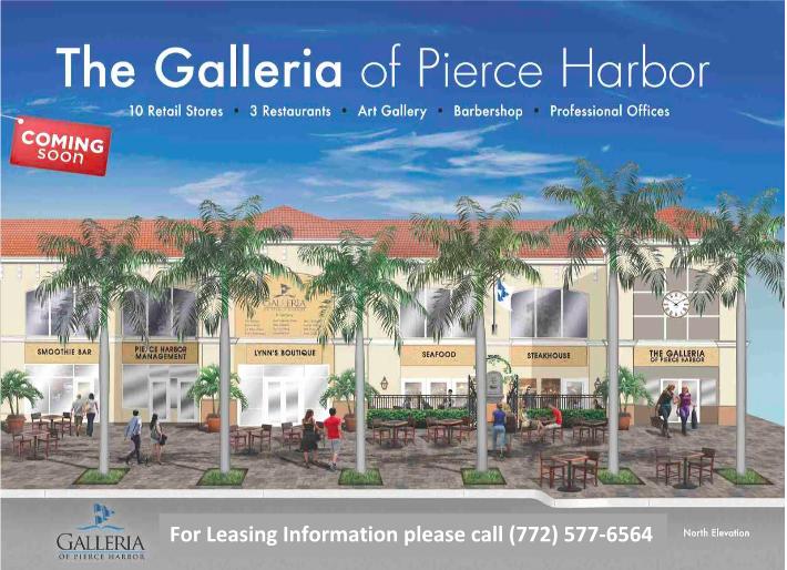 The Galleria of Pierce Harbor