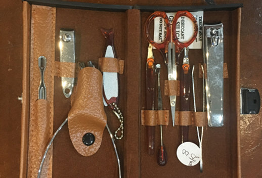Gentlemans Grooming Kit