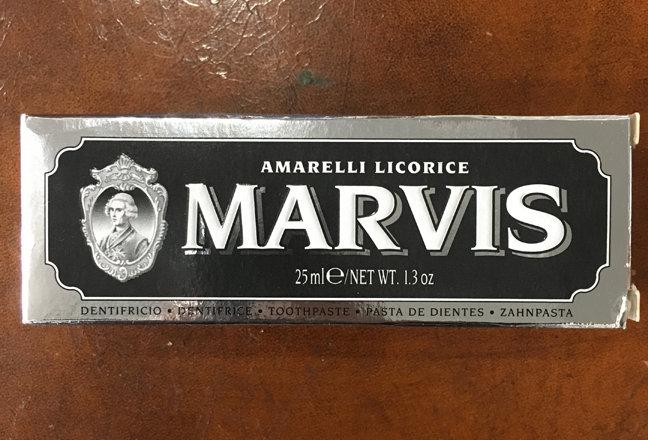 Marvis Toothpaste for Gentleman