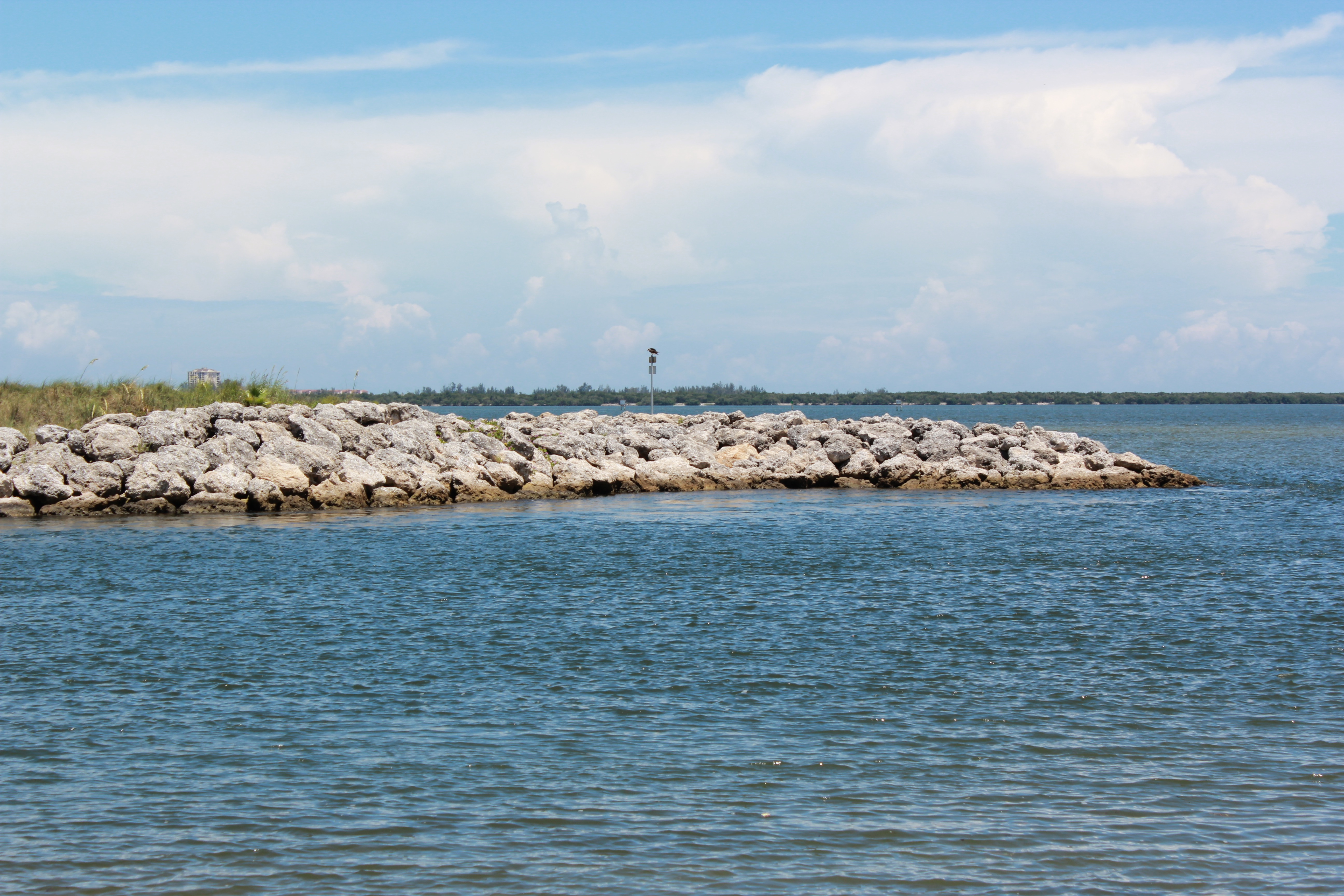 View of Indian River Lagoon