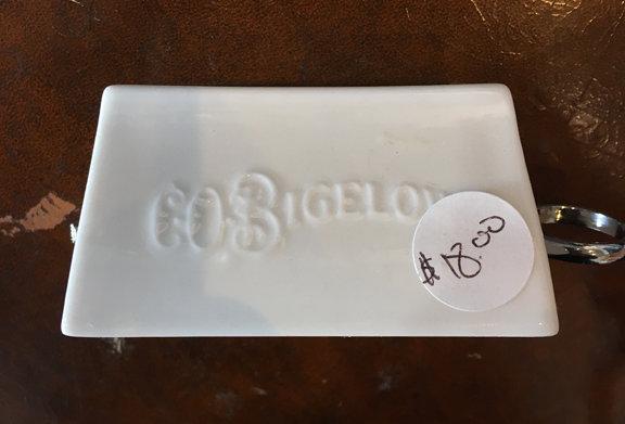 Gentleman's Soap Dish