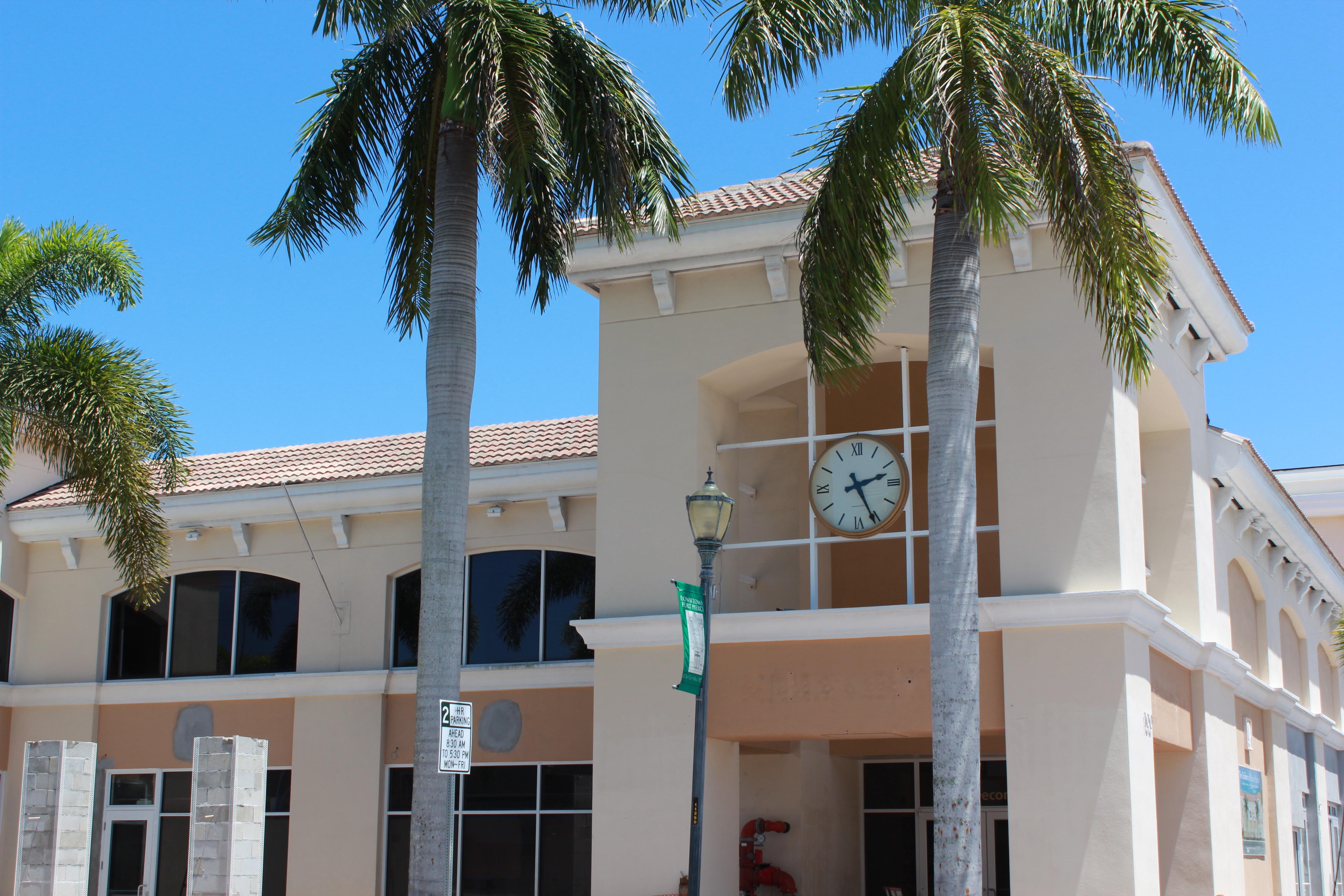 Galleria of Pierce Harbor