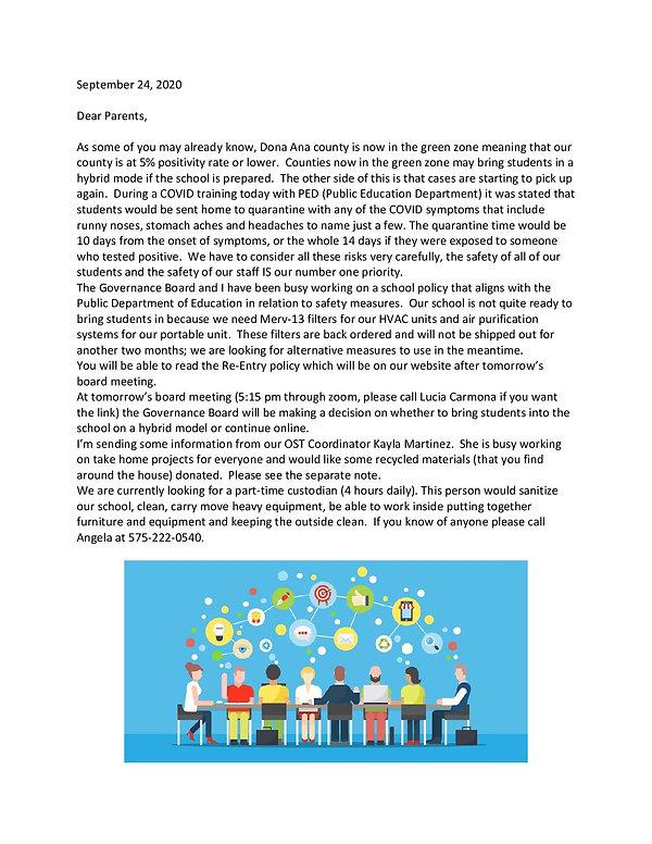 8. september 23 parent newsletter -page-