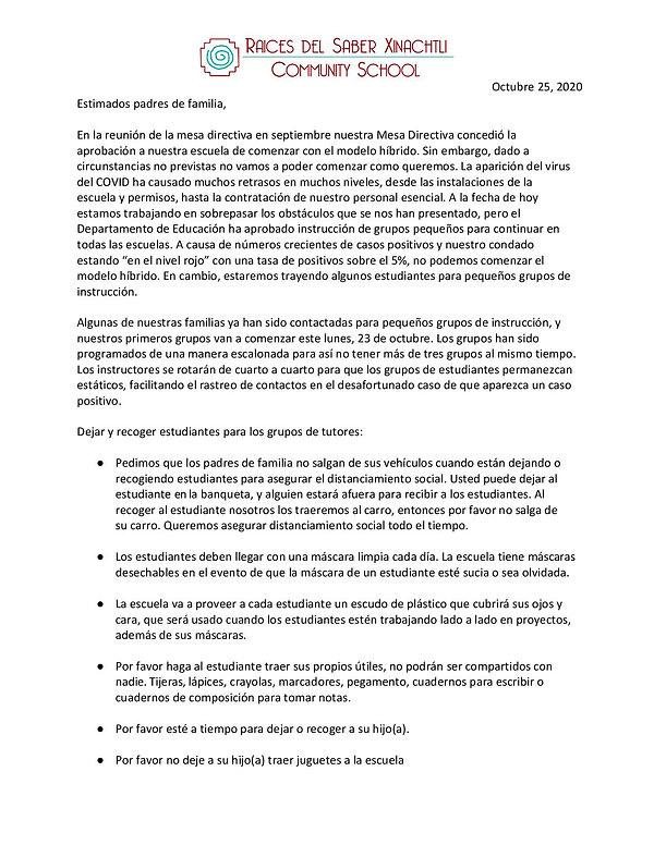 Español_Newsletter_to_Parents_10.24.202