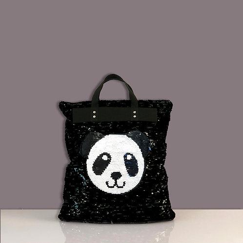Panda Backpack/Tote