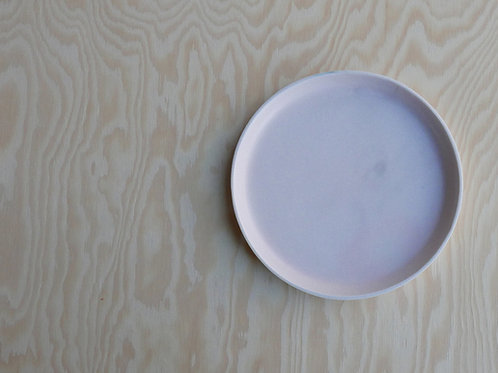 Vei small plate, pink