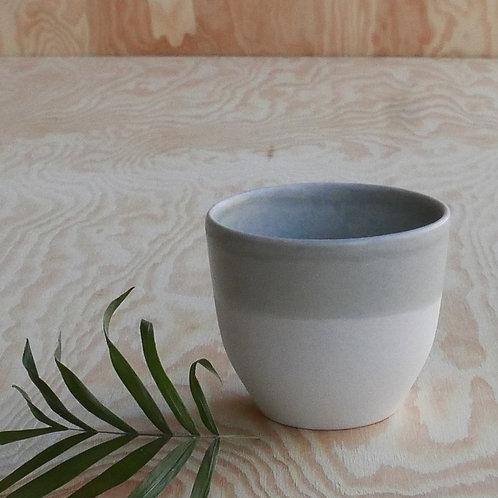 Lys espresso cup, grey