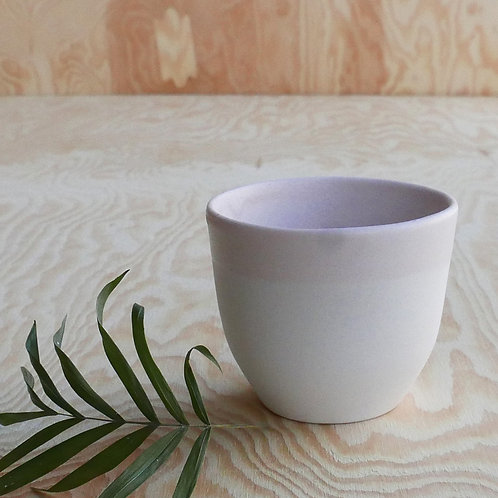 Lys espresso cup, pink