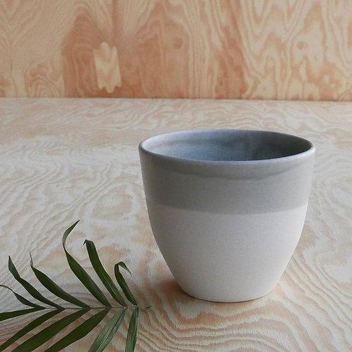 Lys coffee cup, grey