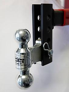 Adjustable Ball Hitch