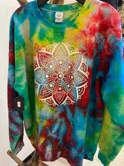 Tie dye/printed clothing