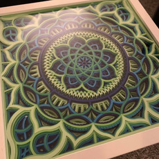 12 Layer Mandala