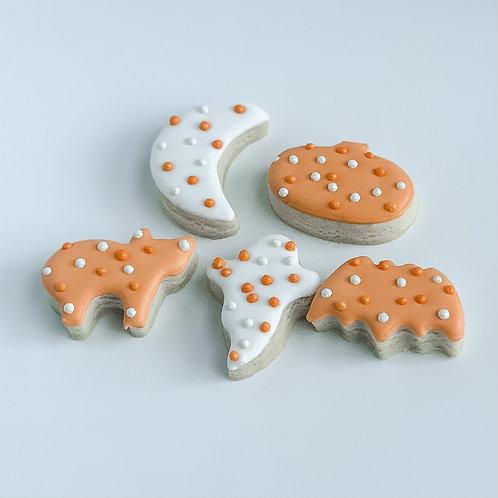 Halloween Mini Animal Cracker Set