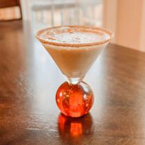Fall Pumpkin Martini