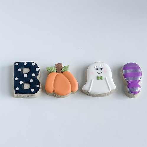 Boo Mini Cookie Pack
