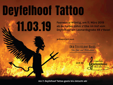 7. Deyfelhoof Tattoo