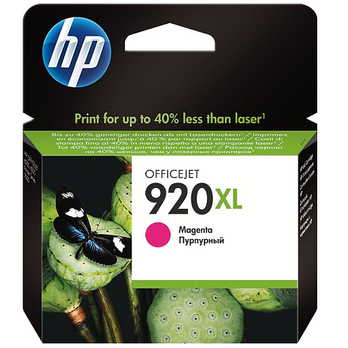 HP 920 Magenta XL