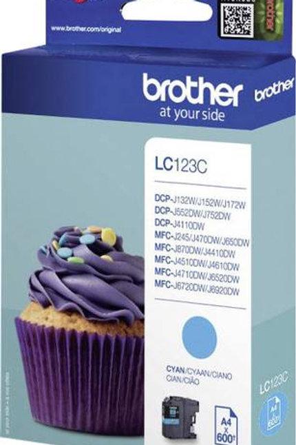 Brother LC123 Cyan