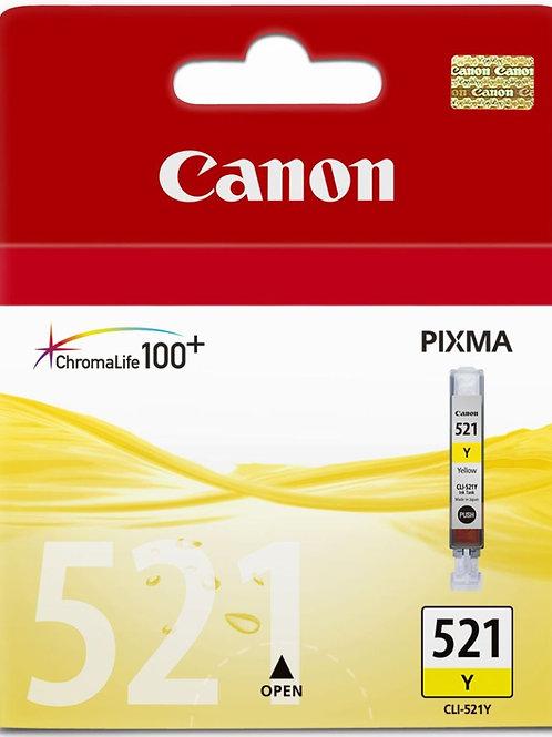 Canon 521 Yellow