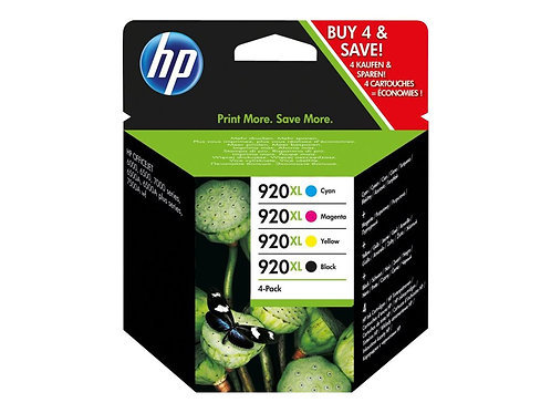 HP 920 Pack XL