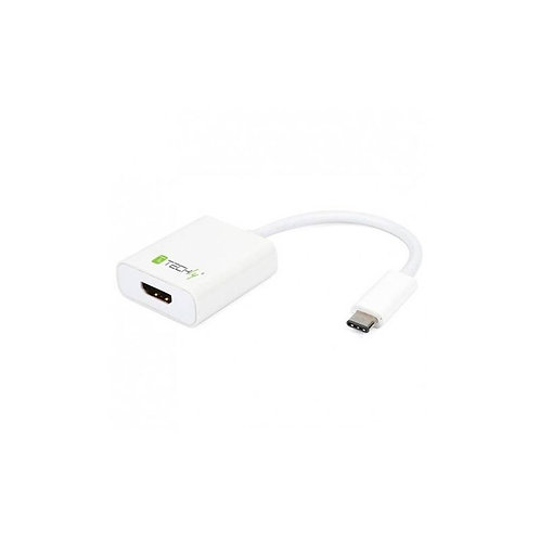 TECHLY ADAPTER USB 3.1/C TO HDMI 1.4