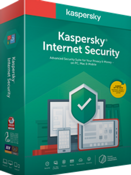 Kaspersky Internet Security 3Pc -1An