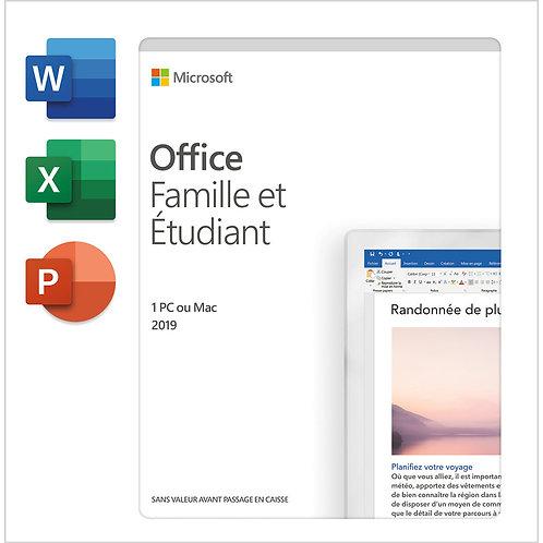 Office Famille & étudiants Licence électronique