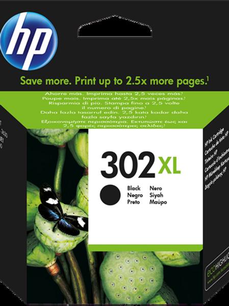 HP 302 Black XL