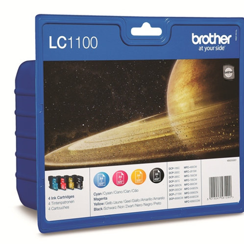 Brother LC1100 Pack