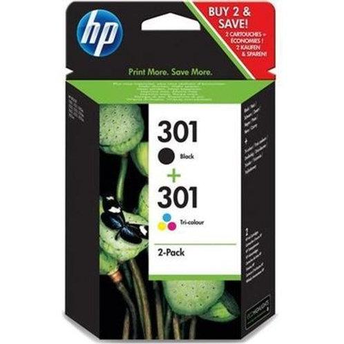 HP 301 Pack