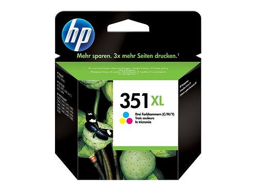 HP 351 Tricolore XL