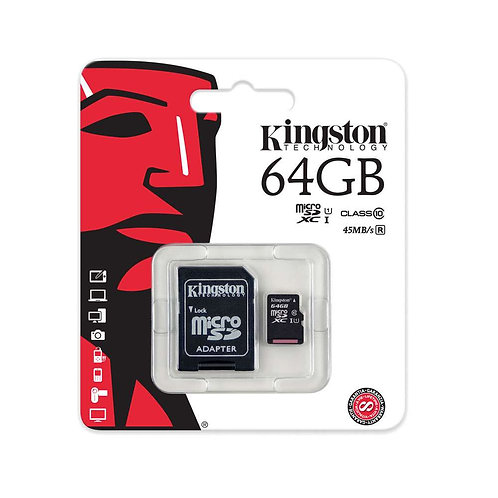 Carte SD/Micro SD 64Gb