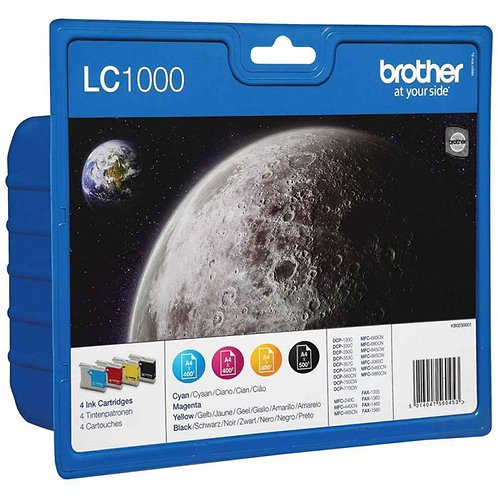 Brother LC1000 Pack