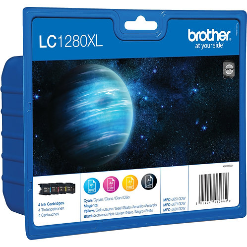 Brother LC1280 Pack XL
