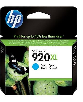 HP 920 Cyan XL