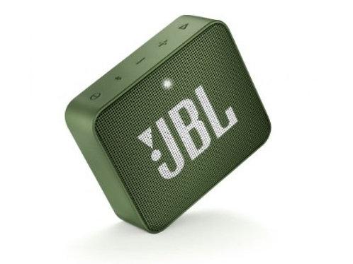 JBL GO 2 Mini enceinte portable Bluetooth Verte