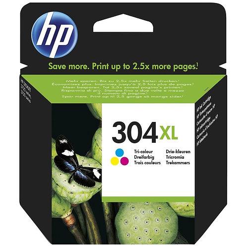 HP 304 TricoloreXL