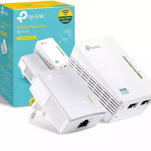 KIT CPL AVEC WIFI TP-Link TL-WPA4220 Powerline Network Adapter