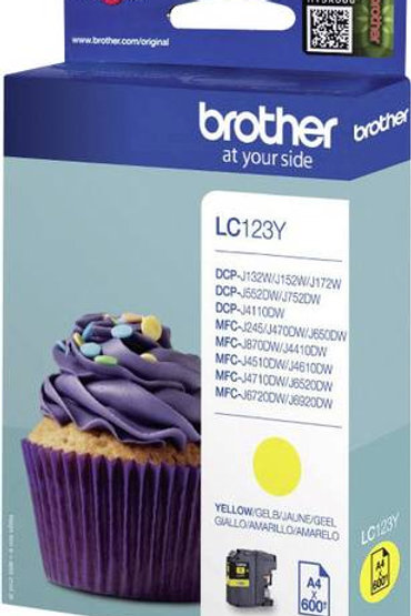 Brother LC123Y