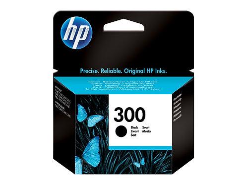 HP 300 Black