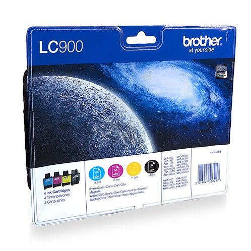 Brother LC900 Pack