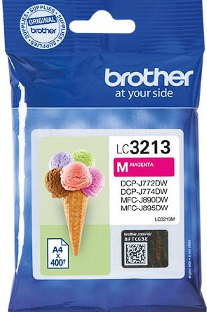 BROTHER LC3213 MAGENTA