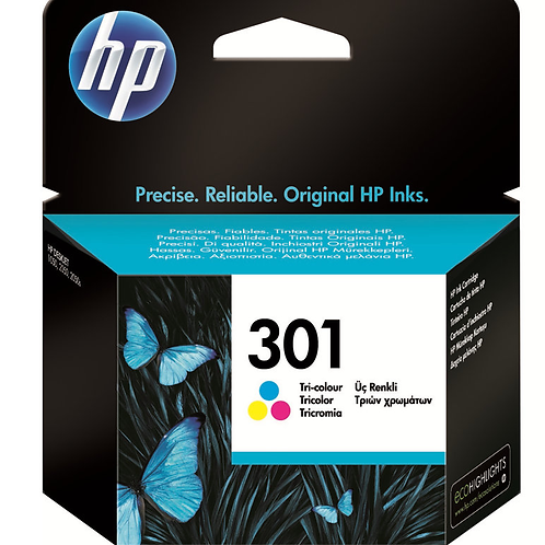 HP 301 Tricolore