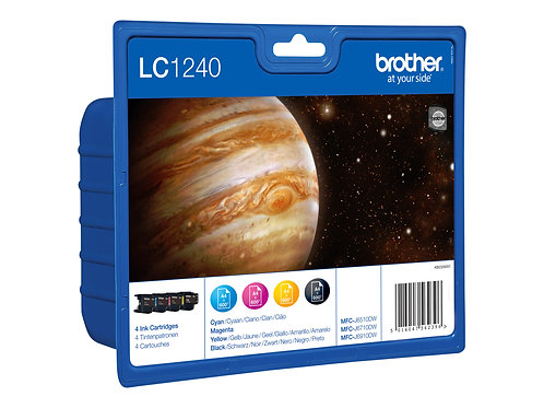 Brother LC1240 Pack