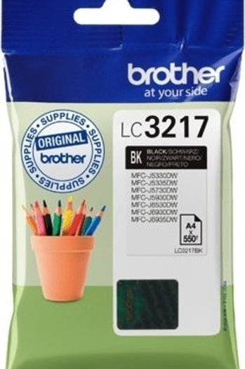 BROTHER LC3217 BK