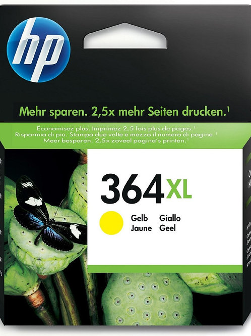 HP 364 Yellow XL