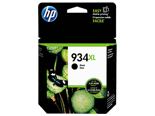 HP 934 Black XL