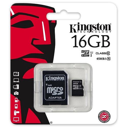 Carte SD/Micro SD 16Gb