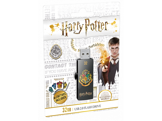 Clé USB 32Gb Harry Potter Hogwarts