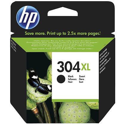 HP 304 Black XL